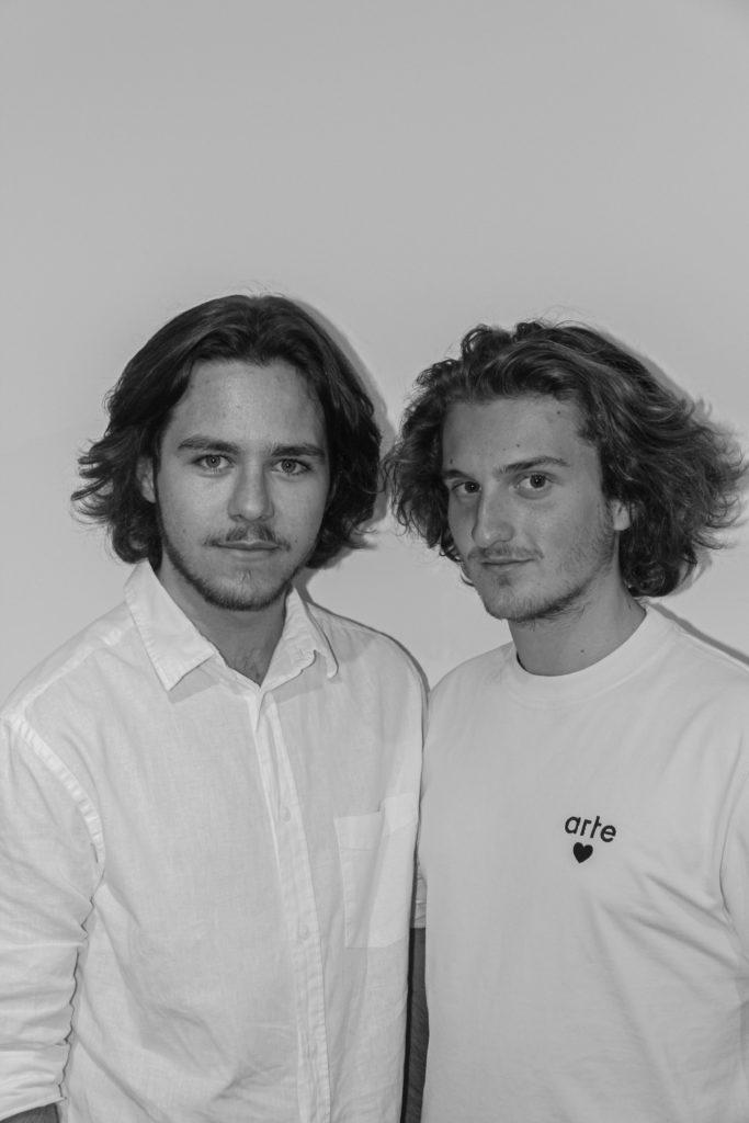Kobe Verdonck en Mathieu van Nieulande