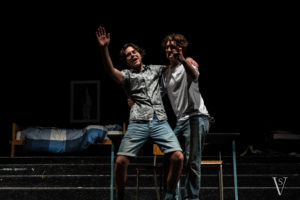 Mathieu van Nieulande en Kobe Verdonck in Nothing Really Matters